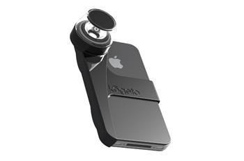 Kogeto Dot - Black for iPhone 4 a 4S
