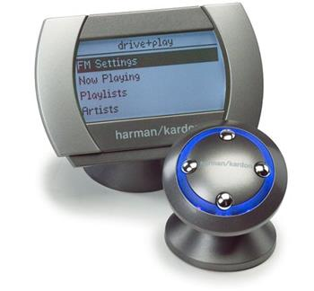 Harman/Kardon Drive + Play for iPod
