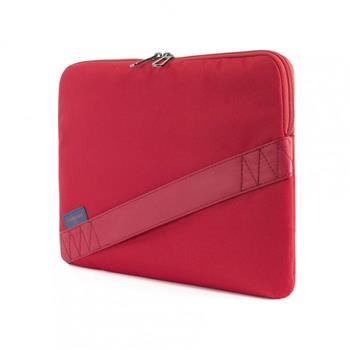 "Tucano Bisi Sleeve for MB Pro Ret 13""/ MB Air 13""/NB 13"" - red"