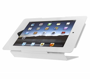 SecureDock Lite for New iPad White