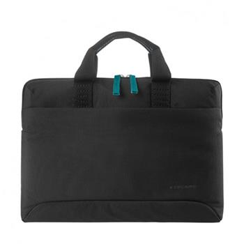 Tucano Smilza Super Slim Bag for laptot 15,6inch - Black
