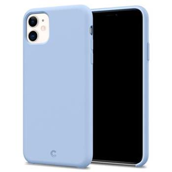 Spigen Ciel Silicone, cornflower - iPhone 11