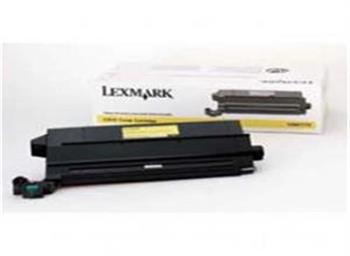Lexmark Toner Cartr. C910/C912 - yellow